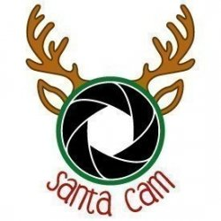 Free svg cut file - Santa Cam. This FREE download includes SVG, EPS, PNG and DXF files for personal cutting projects