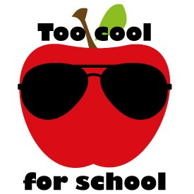 Too Cool For School 158