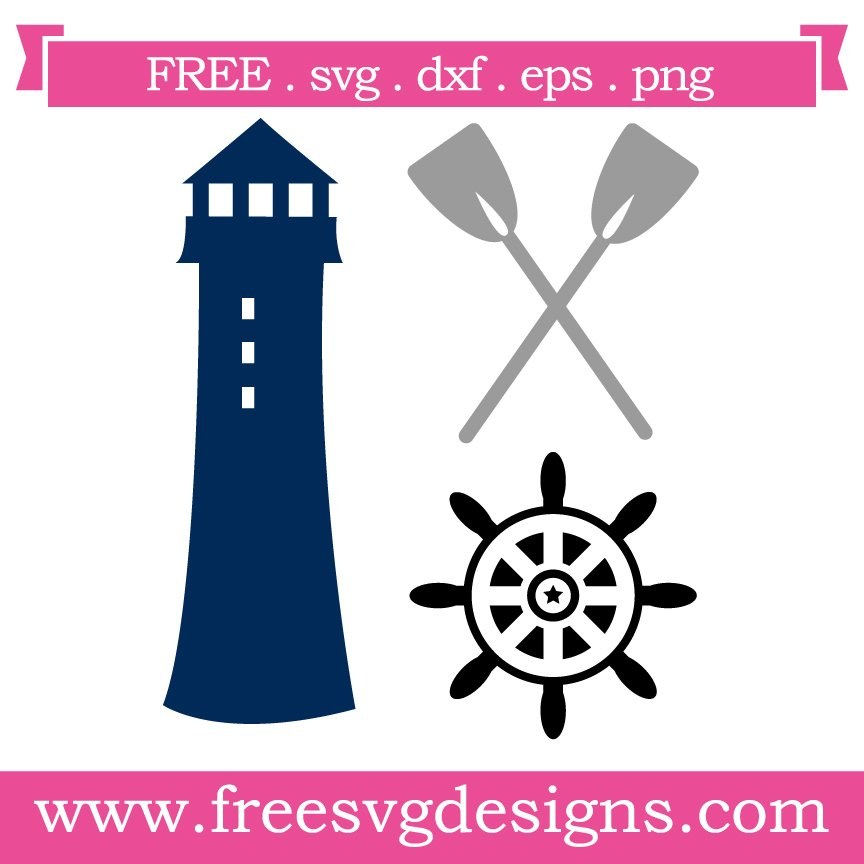 Free svg nautical design elements. This FREE download includes SVG, EPS, PNG and DXF files for personal cutting projects. Free vector / free svg monogram / free svg images for cricut