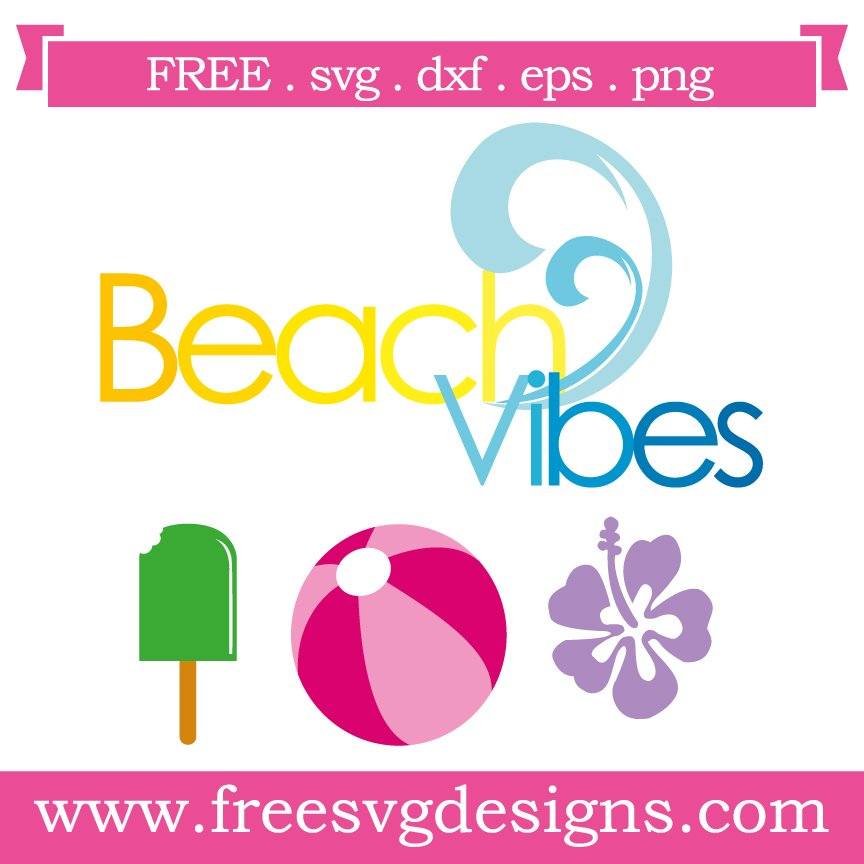 Free svg cut files summer. This FREE download includes SVG, EPS, PNG and DXF files for personal cutting projects. Free vector / free svg monogram / free svg images for cricut