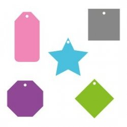 Tags Templates SVG