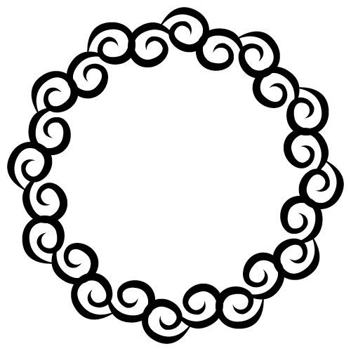 Free svg cut file monogram frames. FREE downloads includes SVG, EPS, PNG and DXF files for personal cutting projects. Free vector / printable / free svg images for cricut