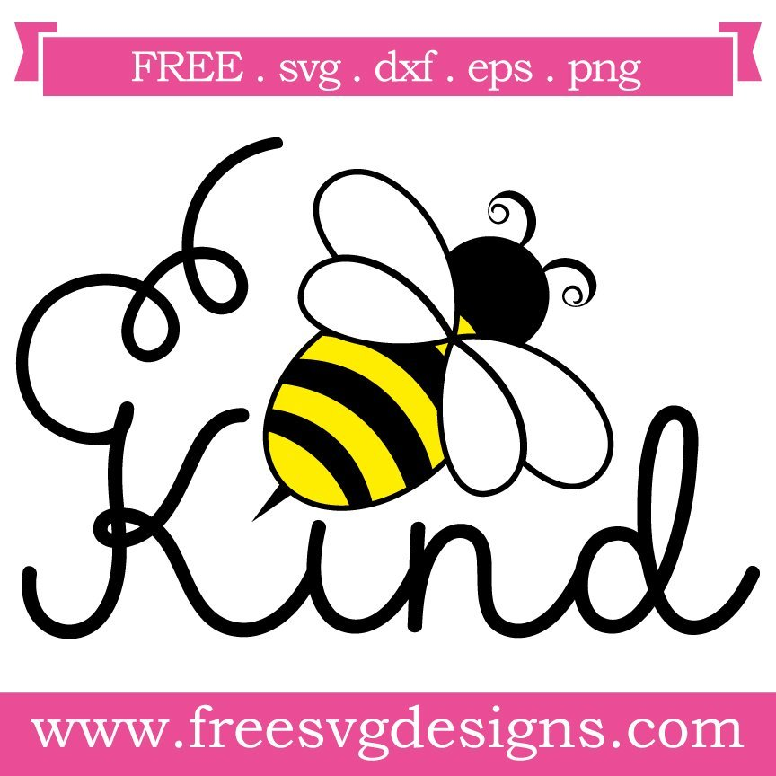 Free svg cut file Bee. FREE downloads includes SVG, EPS, PNG and DXF files for personal cutting projects. Free vector / printable / free svg images for cricut