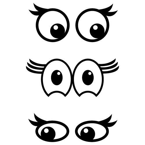 Free svg cut files Halloween Eyes. FREE downloads includes SVG, EPS, PNG and DXF files for personal cutting projects. Free vector / printable / free svg images for cricut