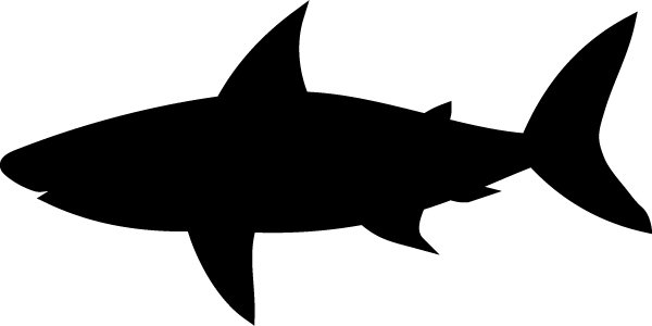 Free svg cut files shark silhouette. FREE downloads includes SVG, EPS, PNG and DXF files for personal cutting projects. Free vector / printable / free svg images for cricut