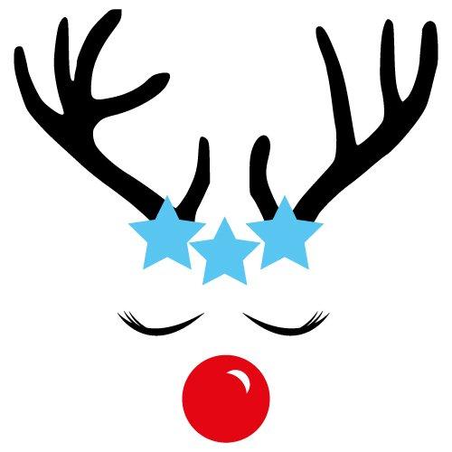 Reindeer Red Nose 427