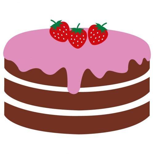 Strawberry Cake 428