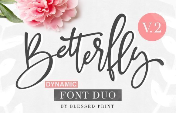 Betterfly 2 Font