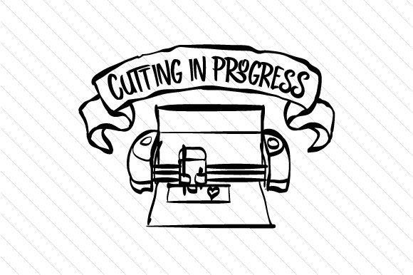 Cuttin' in Progress Quote