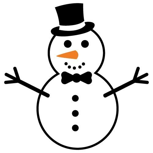 Snowman 472