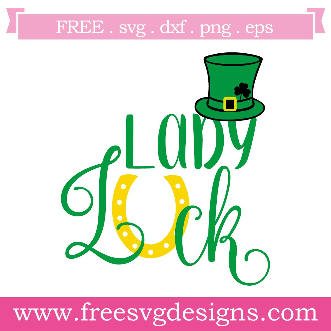 Free St Patrick's Day cut files at www.freesvgdesigns.com. Our FREE downloads includes OTF, TTF, SVG, PNG and DXF files for personal cutting projects. Free vector / printable / free svg images for cricut
