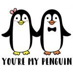Your'e My Penguin 661