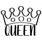 Queen Crown 666