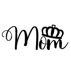 Free mothers day cut files at www.freesvgdesigns.com. Our FREE downloads includes OTF, TTF, SVG, PNG and DXF files for personal cutting projects. Free vector / printable / free svg images for cricut #freesvg #diycrafts #svg #cricut #silhouettecameo #svgfile