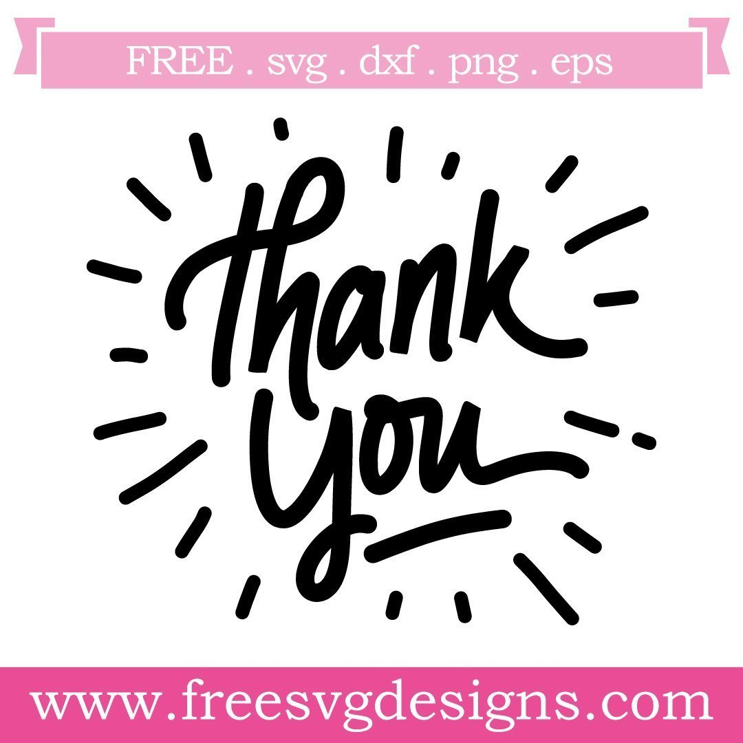 Free SVG quote cut files at www.freesvgdesigns.com. Our FREE downloads includes OTF, TTF, SVG, PNG and DXF files for personal cutting projects. Free vector / printable / free svg images for cricut #freesvg #diycrafts #svg #cricut #silhouettecameo #svgfile #thankyou