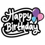 Happy Birthday 687