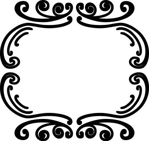 Download Free SVG Files | SVG, PNG, DXF, EPS | Hand Drawn Border