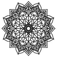 Free SVG Files - Mandala