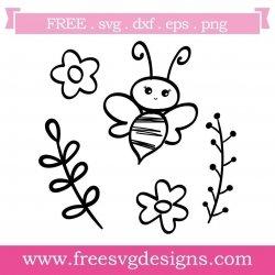 Free SVG Files - Doodle Art