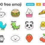 Free Emoji SVG Bundle