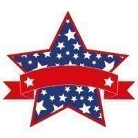 Free Star Banner SVG files