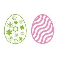Free Eater Egg SVG File