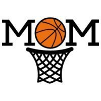 Mom Basketball SVG