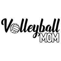 Volleyball Mom SVG