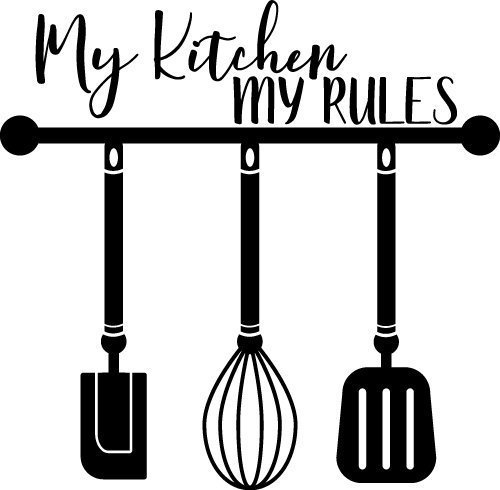 Design My Kitchen For Free: SVG, PNG, DXF, EPS