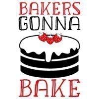 Bakers Gunna Bake Cake SVG