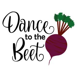 Dance To The Beet SVG