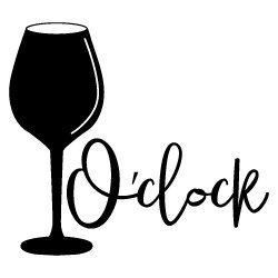 Wine Oclock SVG