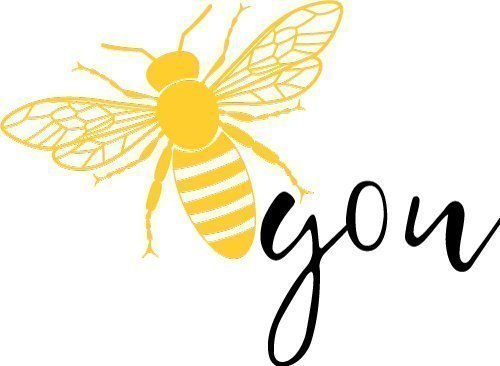 Quote Bee You SVG