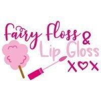 Fairy Floss Lip Gloss SVG