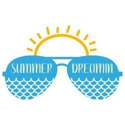 Summer Dreamin SVG