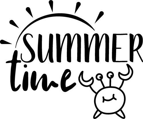 Free SVG Files | SVG, PNG, DXF, EPS | Quote Summer Time