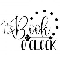 Quote Its Book Oclock SVG
