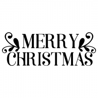 Quote Merry Christmas SVG SVG