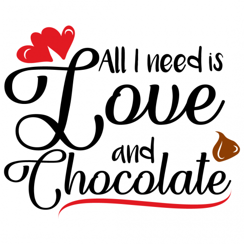 Download Free SVG Files | SVG, PNG, DXF, EPS | All I Need Is Love ...