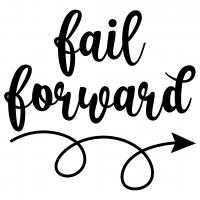 Quote Fail Forward SVG