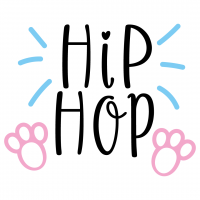 Quote Easter Hip Hop SVG