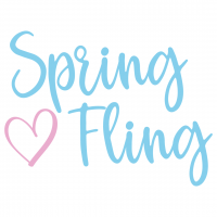Quote Spring Fling SVG