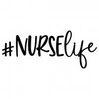 Quote Nurse Life SVG