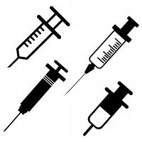 Needle Medical Elements SVG