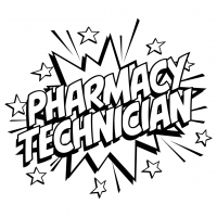 Quote Pharmacy Technician SVG
