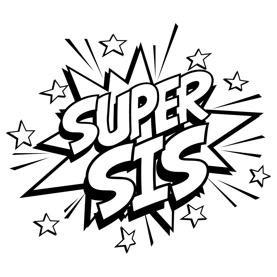 Quote Super Sis SVG