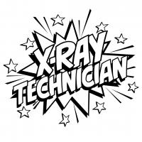 Quote Xray Technician SVG