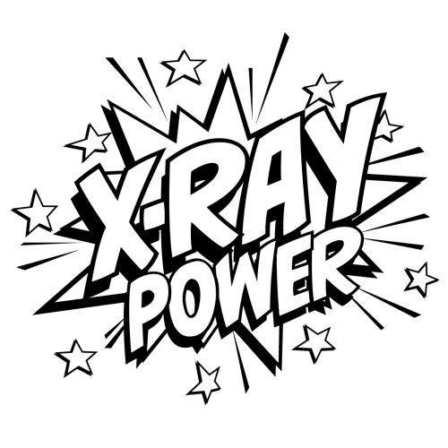 Quote Xray Power SVG