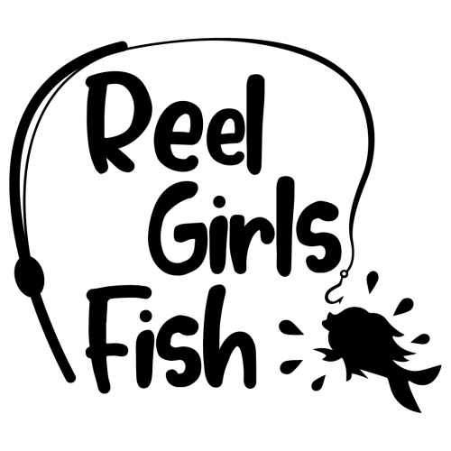 Download Free Svg Files Svg Png Dxf Eps Quote Reel Girls Fish