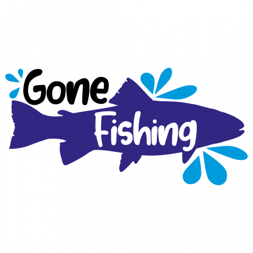 Download Free Svg Files Svg Png Dxf Eps Quote Gone Fishing